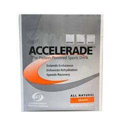 Pacific Health Inc., Accelerade, Sports Drink, Orange, 1.11 oz (31 g)