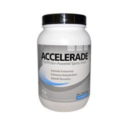 Pacific Health Inc., Accelerade, Sports Drink, Mountain Berry, 4.11 lbs (1,867 g)