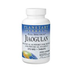 Planetary Herbals, Full Spectrum Jiaogulan, 375 mg, 60 Tablets