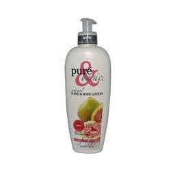 Pure & Basic, Hand & Body Lotion, Fresh Fig, 12 fl oz (350 ml)