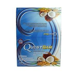 Quest Nutrition, Protein Bar, Coconut Cashew Flavor, 12 Bars, 2.12 oz (60 g) Each