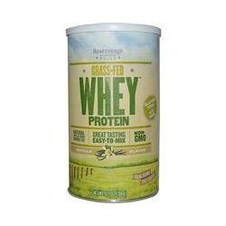 ReserveAge Organics, Grass-Fed Whey Protein, Vanilla Flavor, 12.7 oz (360 g)