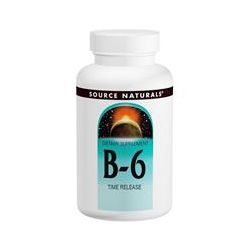 Source Naturals, B-6, 500 mg, 100 Tablets