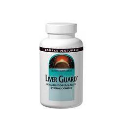 Source Naturals, Liver Guard, 120 Tablets