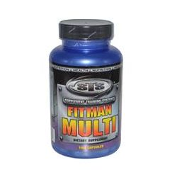 Supplement Training Systems, Fit Man Multi, 100 Capsules