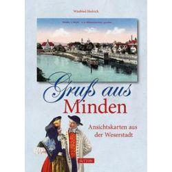 Bücher: Gruß aus Minden  von Winfried Hedrich