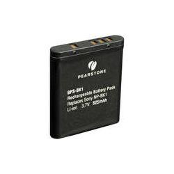 Pearstone NP-BK1 Lithium-Ion Battery Pack (3.7V, 660mAh) BPS-BK1