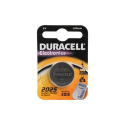 Duracell CR2025 3V Lithium Battery (160MAh) DL2025B B&H Photo