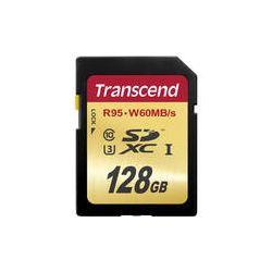 Transcend 128GB UHS-1 SDXC Memory Card (Speed Class 3)