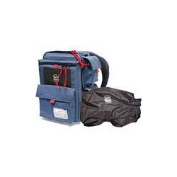 Porta Brace BK-1NQS-M3 Backpack (Blue) BK-1NQS-M3 B&H Photo