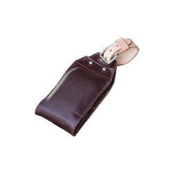 Holdfast Gear  Luggage Tag Wallet (Brown) BT01-BR B&H Photo Video