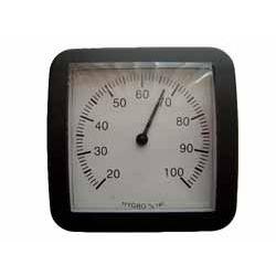 Higrometr sprężynowy - do pomiaru wilgotności powietrza
