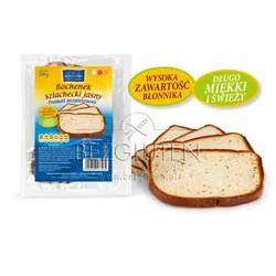 Chleb szlachecki jasny bezglutenowy