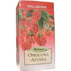 Malinowa herbatka owocowa. - herbapol