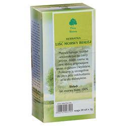 Liść morwy białej - herbatka ziołowa - suplement diety