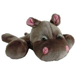 Termofor SANITY w miękkim pokrowcu - Hipopotam