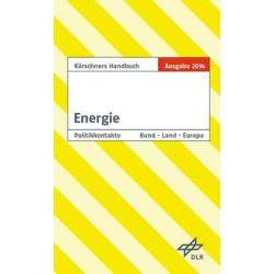 Bücher: Kürschners Handbuch Energie