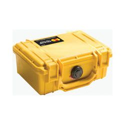 Pelican 1120 Case without Foam (Yellow) 1120-001-240 B&H Photo