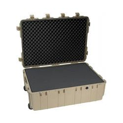 Pelican 1730 Transport Case with Manual Purge Valve 1730-005-190