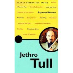 Jethro Tull by Raymond Benson, 9781904048183.