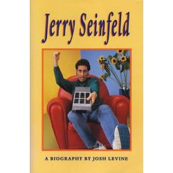 Jerry Seinfeld, Much Ado About Nothing by Josh Levine, 9781550222012.