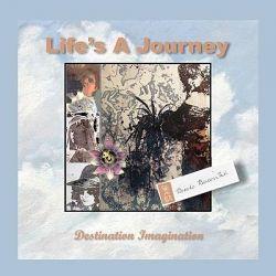Life's a Journey - Destination, Imagination by Myrna Brooks Bercovitch, 9781897312735.