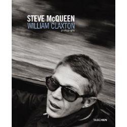 Steve McQueen, Steve Mcqueen - Midsize by William Claxton, 9783822831175.