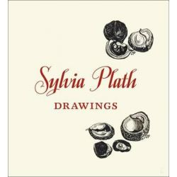 Sylvia Plath, Drawings by Sylvia Plath, 9780062315700.