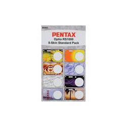 Pentax  Optio RS-1000 8-Skin Standard Pack 80401 B&H Photo Video