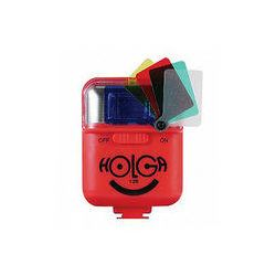 Holga  12S Flash for 135TIM (Red) 284120 B&H Photo Video