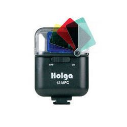 Holga 12MFC Electronic Flash With Built-In Color Filters 288120