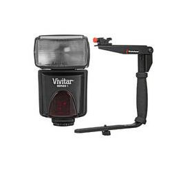 Vivitar  Power Zoom AF Flash Kit  B&H Photo Video
