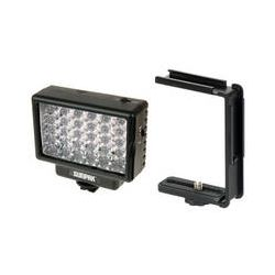 Sunpak LED 30 Video Light & Compact Video Bracket B&H