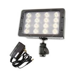 Switronix TorchLED Bolt On-Camera Light Kit with Battery, B&H