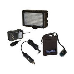 Bescor LED-125 On-Camera Light with NMH-54NC Battery / LED-125N