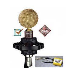 Cascade Microphones Fat Head II Ribbon Microphone 99-GL B&H