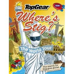 Where's Stig?, The World Tour by Rod Hunt, 9781849900522.