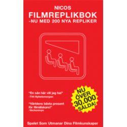 Nicos filmreplikbok - nu med 200 nya repliker - Fredrik Colting - Pocket
