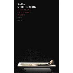 Medealand och andra pjäser - Sara Stridsberg - Bok (9789100126131)