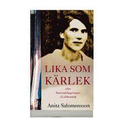 Lika som kärlek eller sammanliggningen i Lubboträsk - Anita Salomonsson - Pocket
