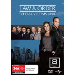 Law and Order on DVD.