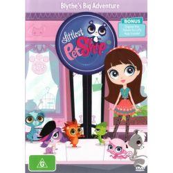 Littlest Pet Shop on DVD.
