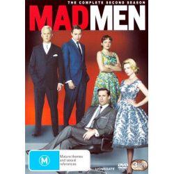 Mad Men on DVD.
