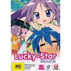 Lucky Star on DVD.