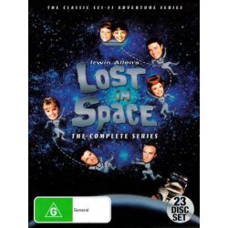 Lost In Space on DVD.