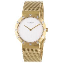 BERING Time Damen-Armbanduhr Slim Classic 10629-334