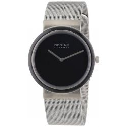 Bering Time Herren-Armbanduhr Ceramic Analog Quarz 10736-042