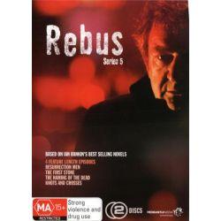 Rebus on DVD.