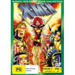 Marvel on DVD.