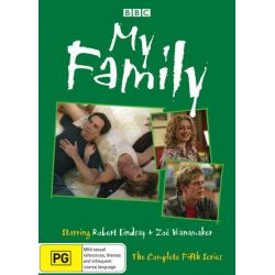 My Family on DVD.